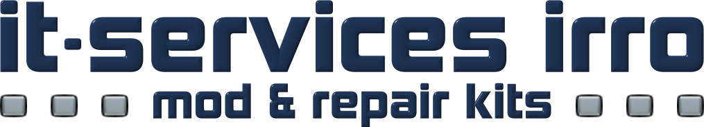 it.services irro - mod & repair kits